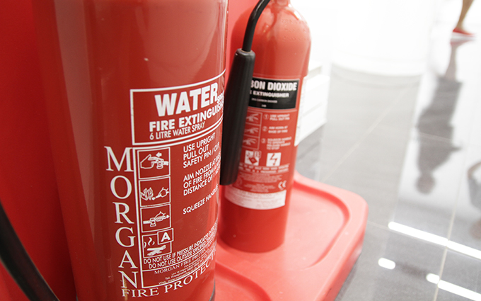Fire Extinguisher Buying Guide