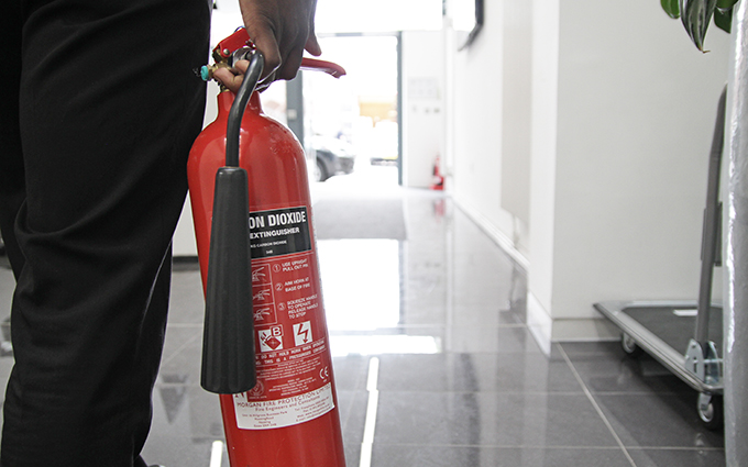 How to dispose of your fire extinguisher
