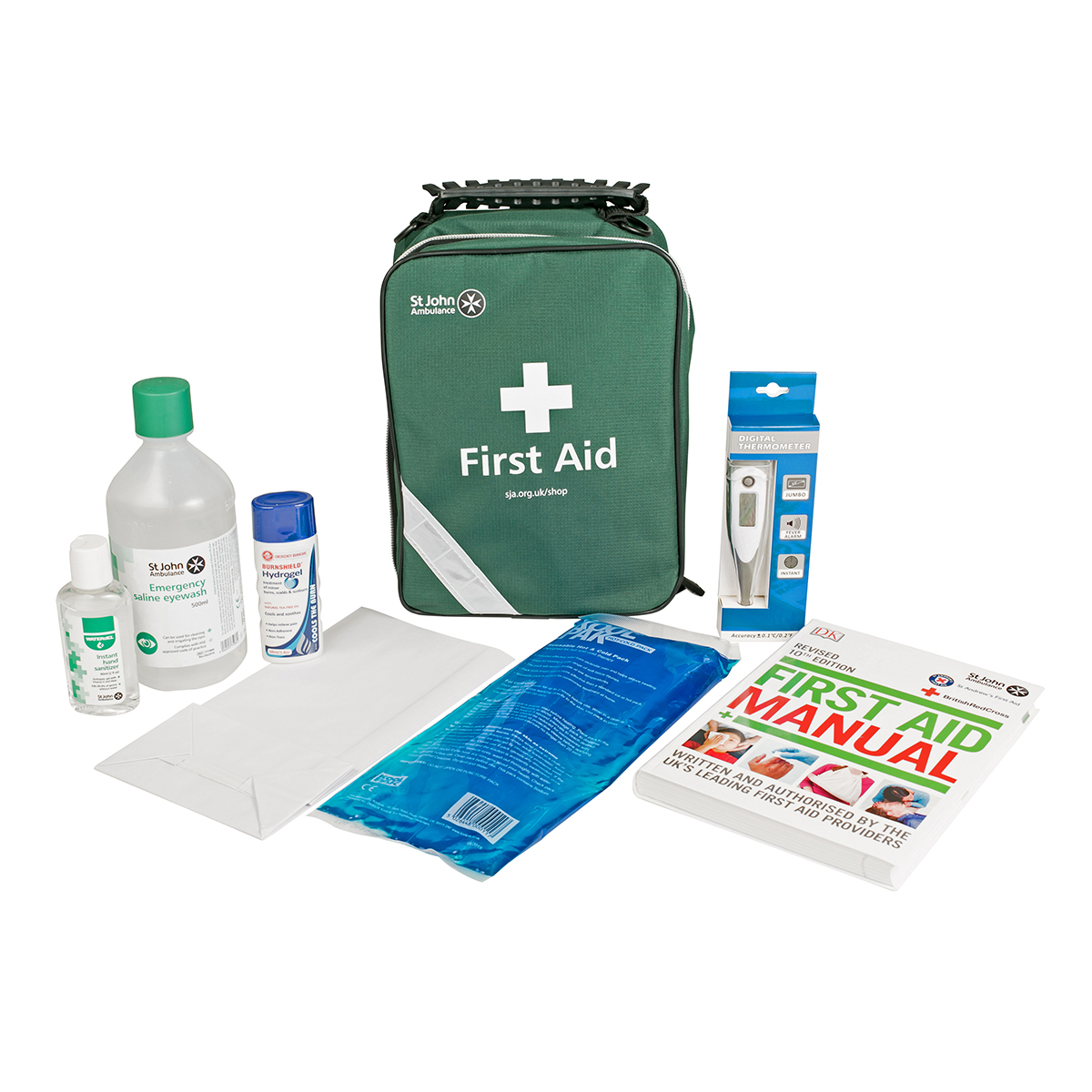 Chilcare First Aid Kit Bundle