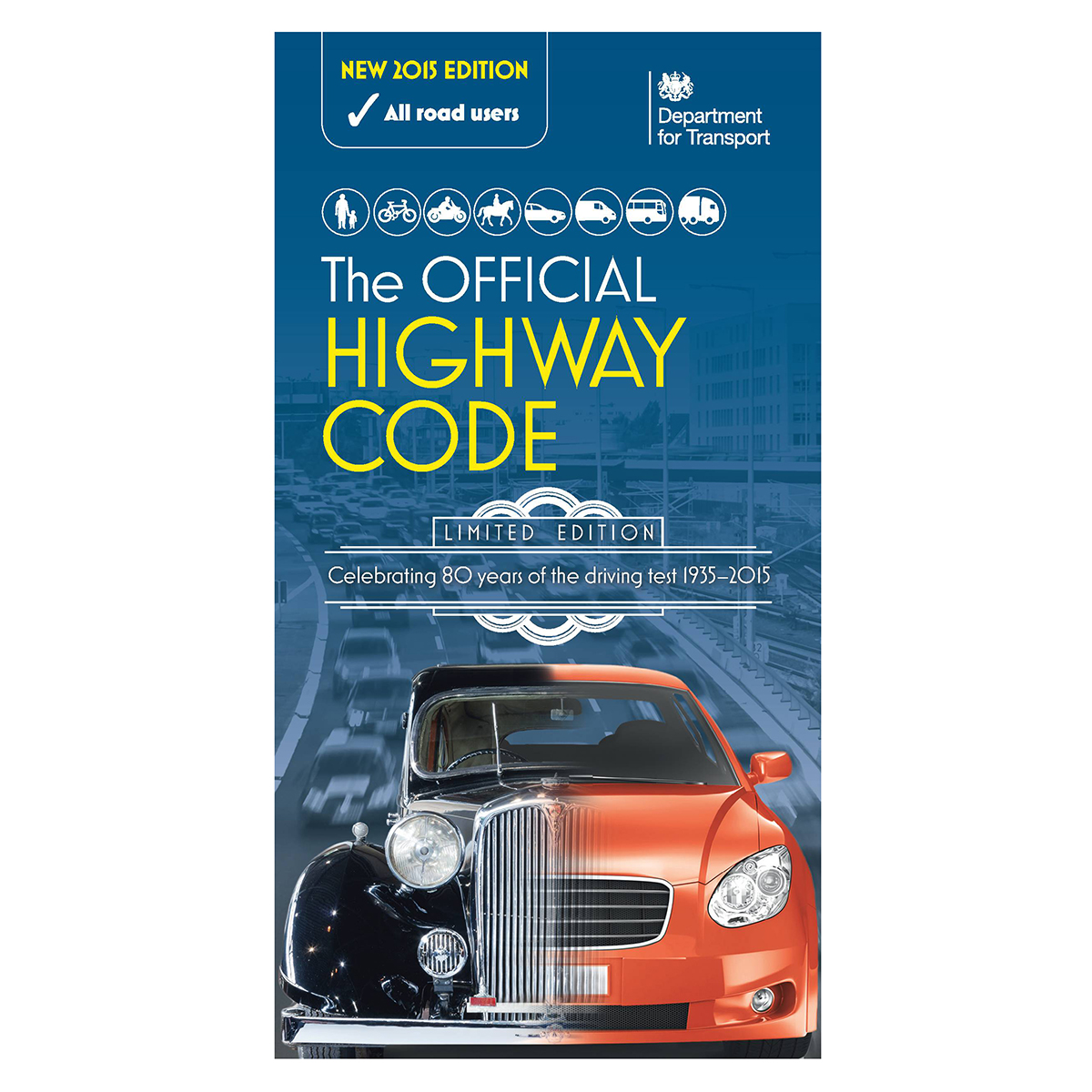 The Official Highway Code, 2015 Edition