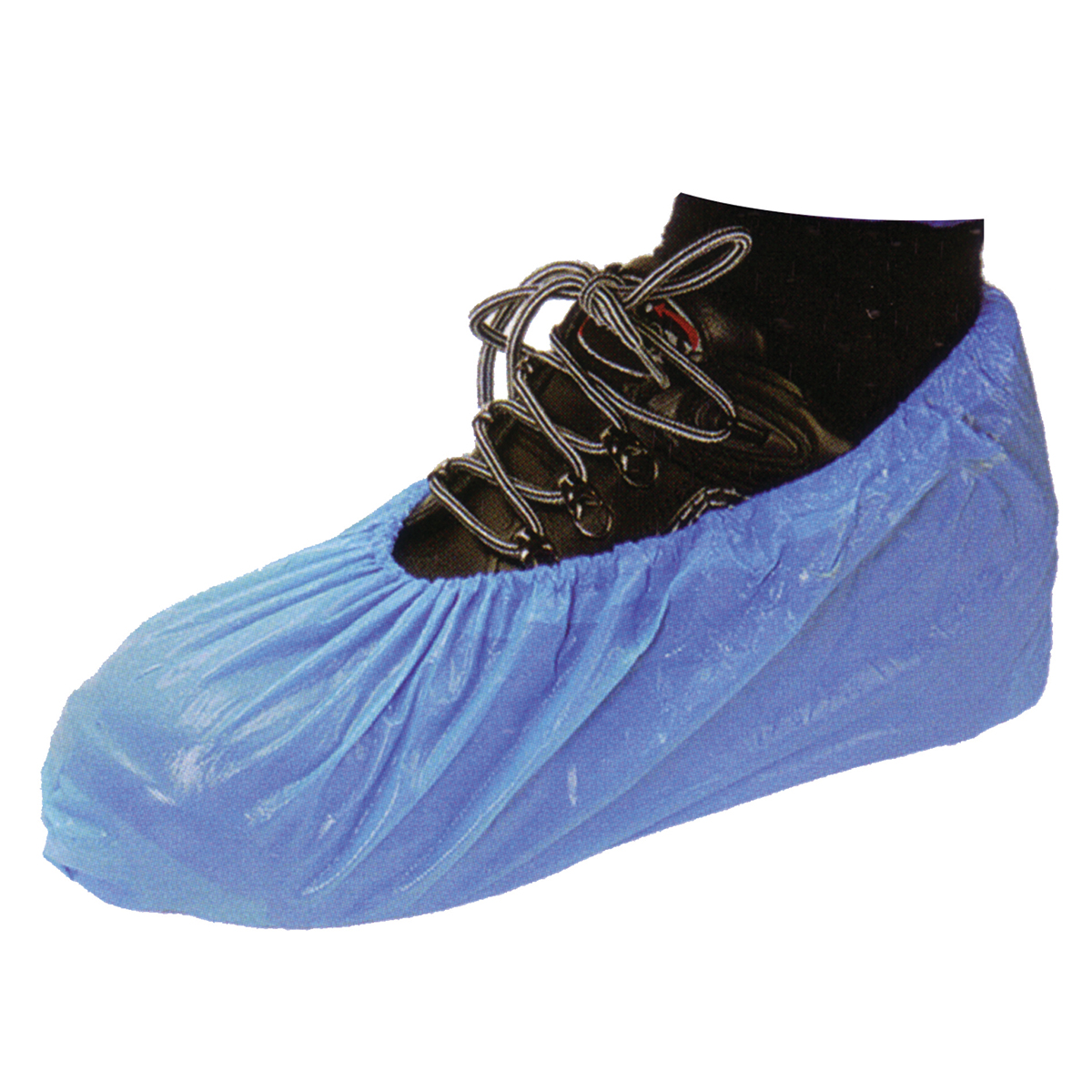 Pack of 100 Disposable Overshoes